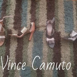 Vince Camuto sandal. $30 each both for $50.